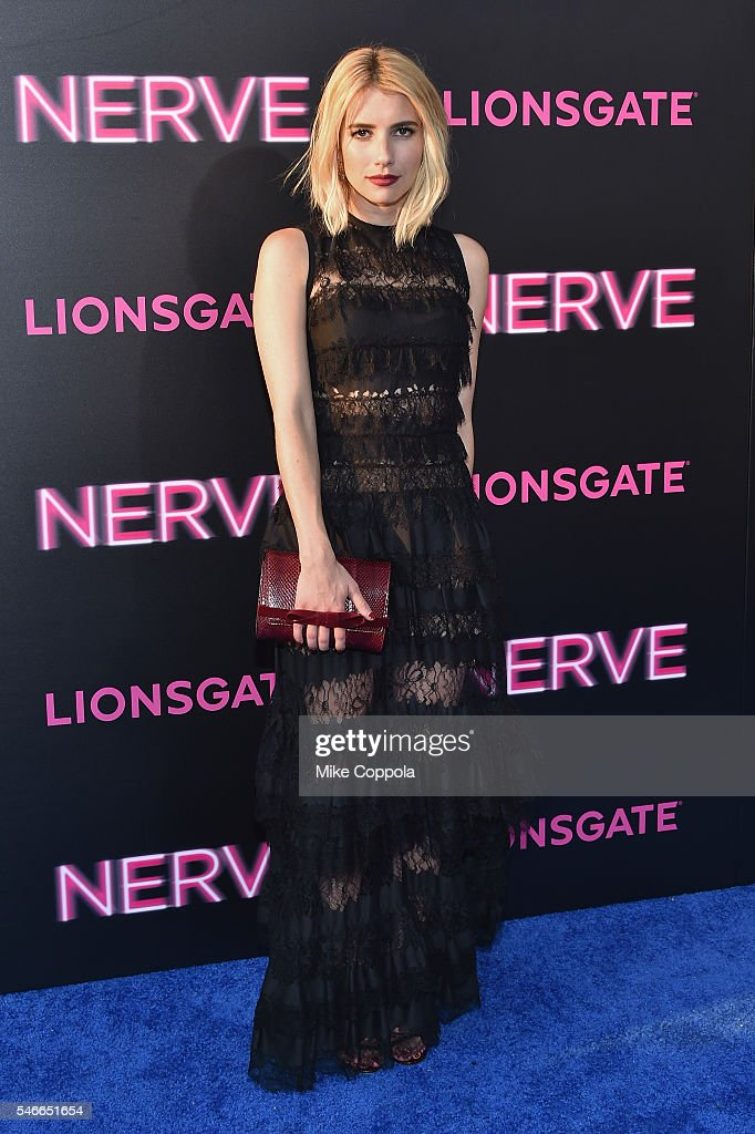 """Nerve"" New York Premiere"