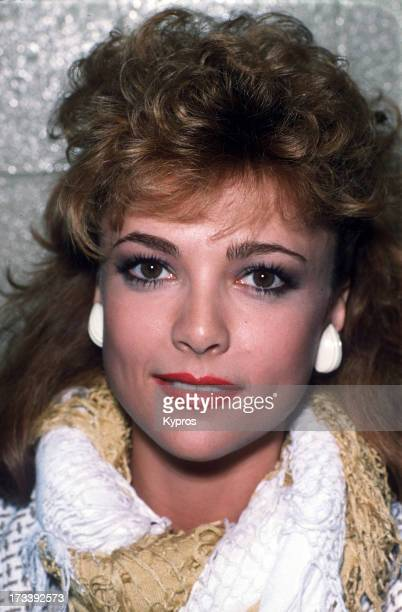 Actress Emma Samms circa 1990