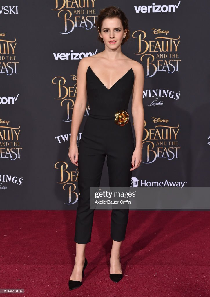 """Premiere Of Disney's """"Beauty And The Beast"""""""