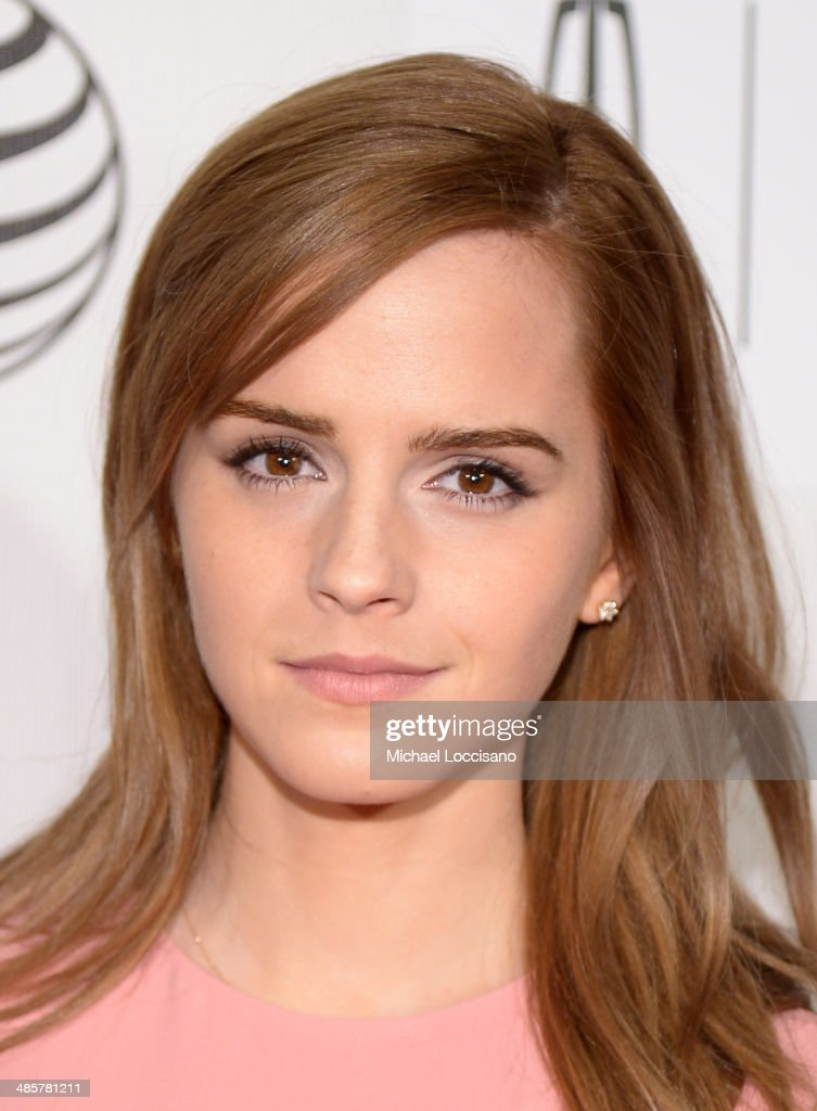 Actress Emma Watson attends the 'Boulevard' Premiere during the 2014 Tribeca Film Festival at BMCC Tribeca PAC on April 20, 2014 in New York City.