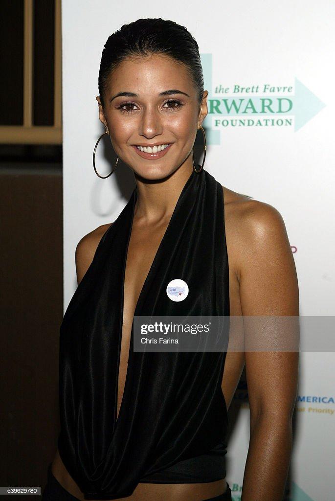 Emmanuelle Chriqui Getty Images