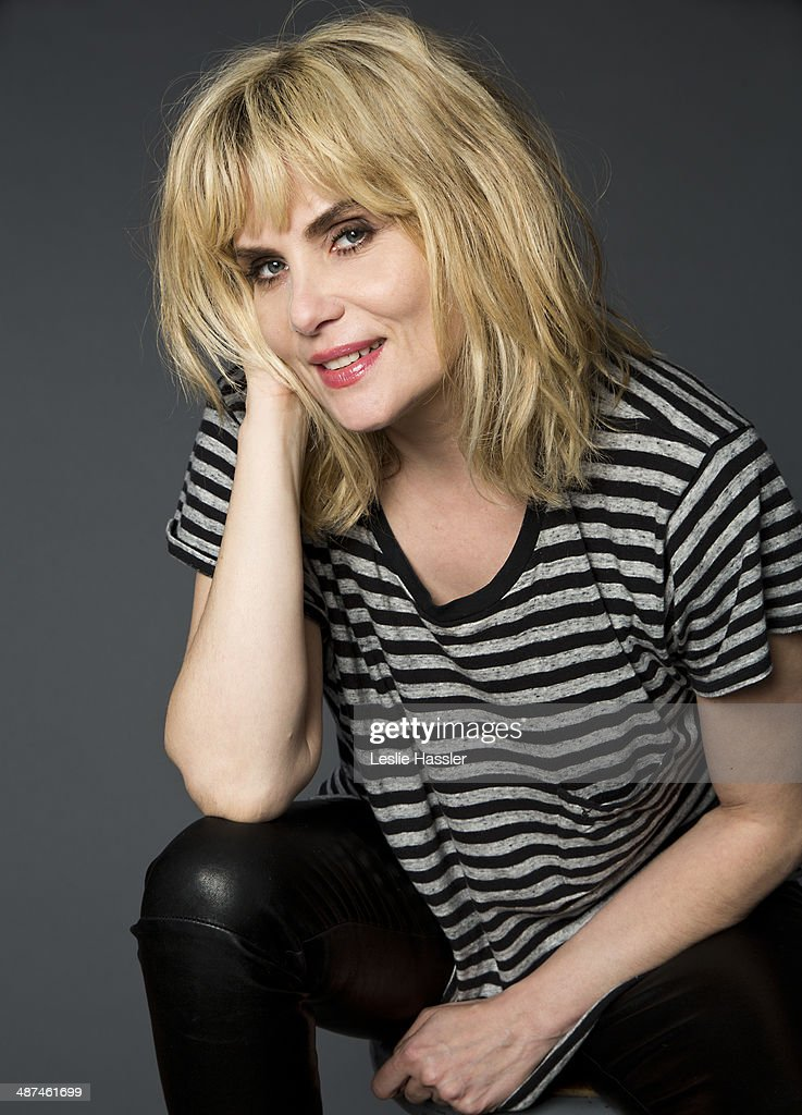 Emmanuelle Seigner, Self Assignment, April 23, 2014