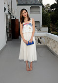 Actress Emmy Rossum attends a dinner to celebrate Glamour's June Success Issue hosted by Glamour EditorinChief Cindi Leive Maiyet CoFounder Kristy...