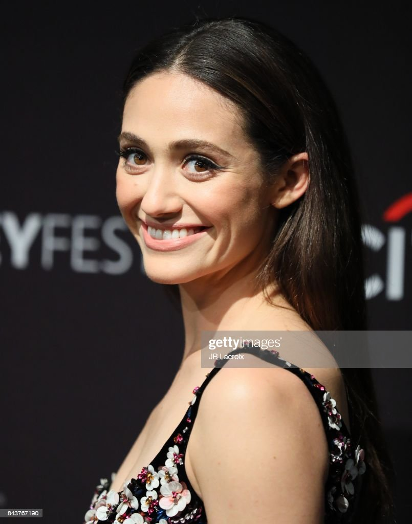Actress Emmy Rossum attends The Paley Center for Media's 11th Annual PaleyFest fall TV previews Los Angeles for Showtime's Shameless at The Paley Center for Media on September 6, 2017 in Beverly Hills, California.