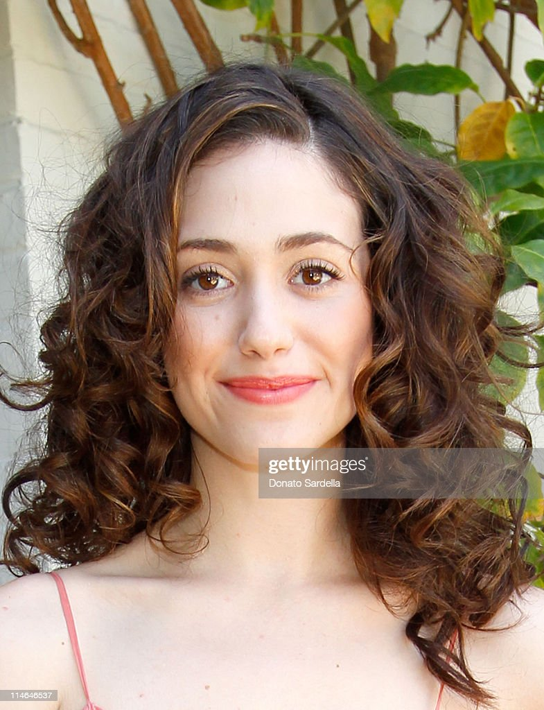Actress Emmy Rossum attends the PS ARTS Bag Lunch Sponsored By Dior Beauty held at a Private Residence on May 24 2011 in Santa Monica California
