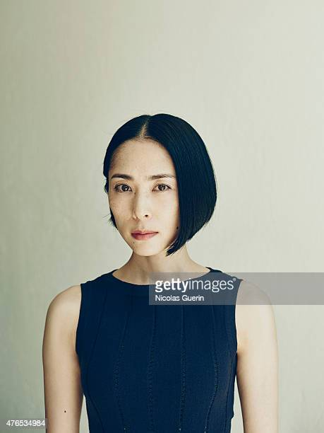 Actress Eri Fukatsu is photographed for Self Assignment on May 15 2015 in Cannes France