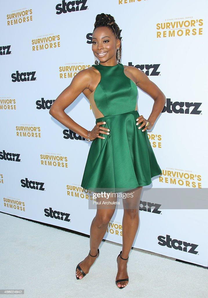 "New Series ""Survivor's Remorse"" - Los Angeles Premiere ..."