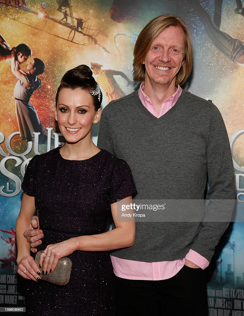 """Cirque Du Soleil: Worlds Away"" New York Special Screening"