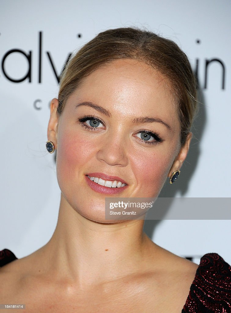 Actress Erika Christensen arrives at ELLE's 19th Annual Women In Hollywood Celebration at the Four Seasons Hotel on October 15, 2012 in Beverly Hills, California.