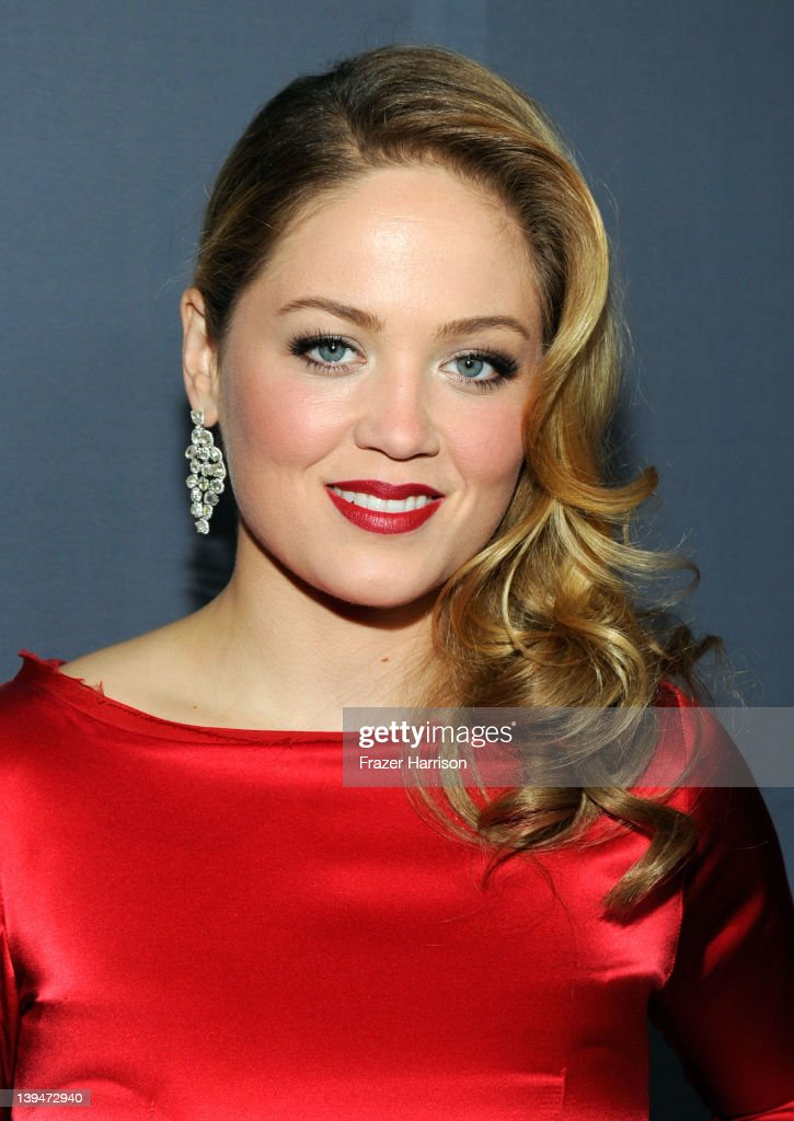 Actress Erika Christensen arrives at the 14th Annual Costume Designers Guild Awards With Presenting Sponsor Lacoste held at The Beverly Hilton hotel on February 21, 2012 in Beverly Hills, California.