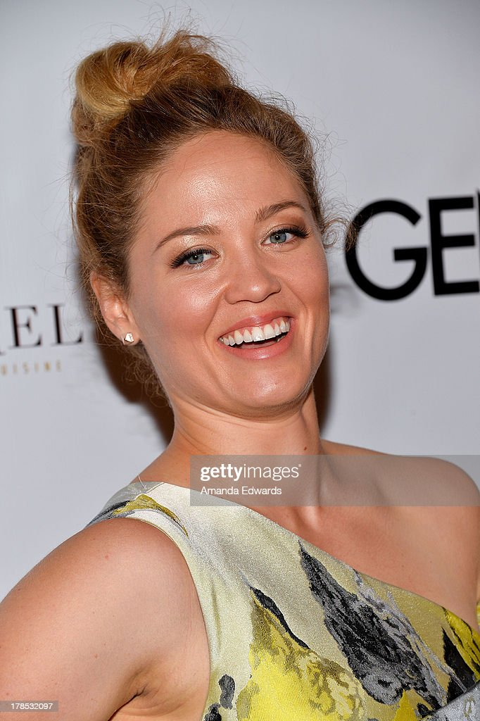 Actress <a gi-track='captionPersonalityLinkClicked' href=/galleries/search?phrase=Erika+Christensen&family=editorial&specificpeople=202168 ng-click='$event.stopPropagation()'>Erika Christensen</a> arrives at the Genlux Magazine release party with <a gi-track='captionPersonalityLinkClicked' href=/galleries/search?phrase=Erika+Christensen&family=editorial&specificpeople=202168 ng-click='$event.stopPropagation()'>Erika Christensen</a> at Sofitel Hotel on August 29, 2013 in Los Angeles, California.
