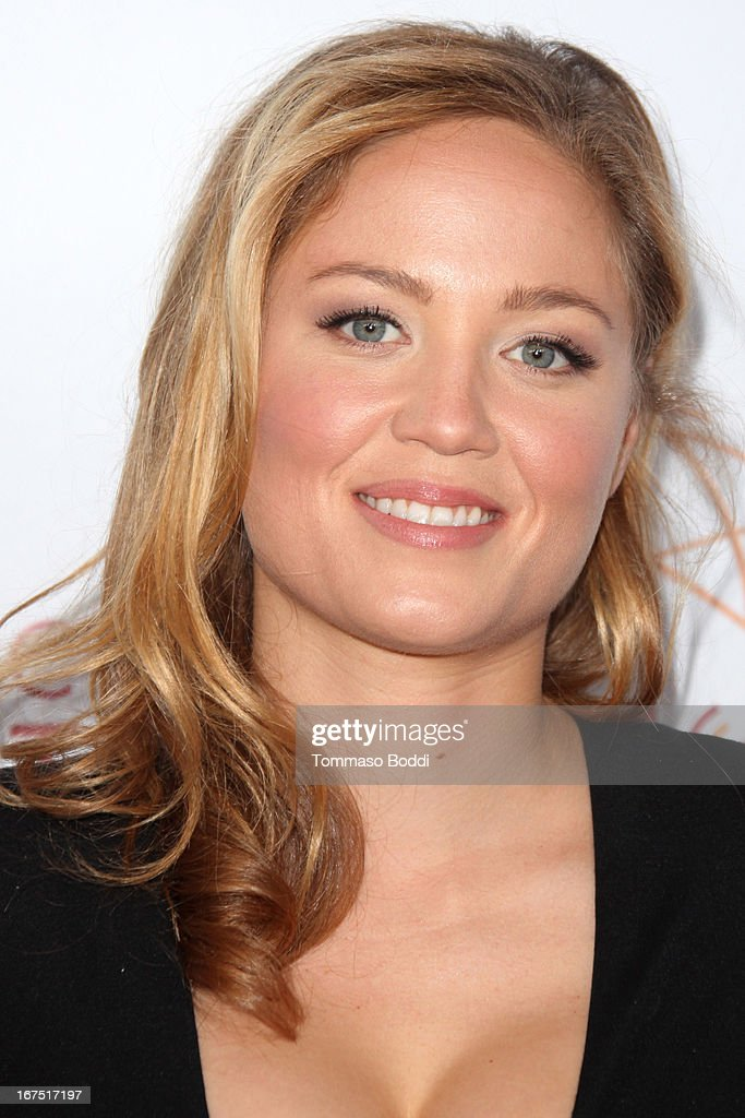 Actress Erika Christensen attends the 34th College Television Awards Gala held at the JW Marriott Los Angeles at L.A. LIVE on April 25, 2013 in Los Angeles, California.