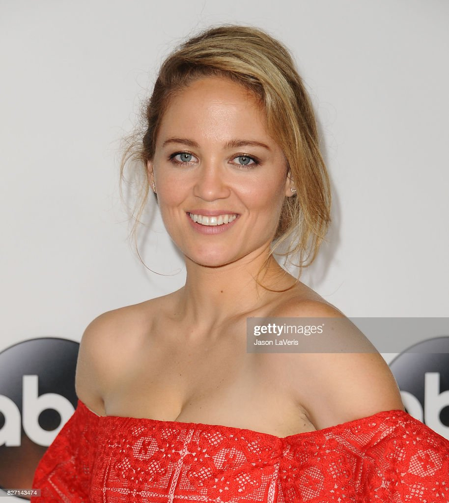 Actress Erika Christensen attends the Disney ABC Television Group TCA summer press tour at The Beverly Hilton Hotel on August 6, 2017 in Beverly Hills, California.