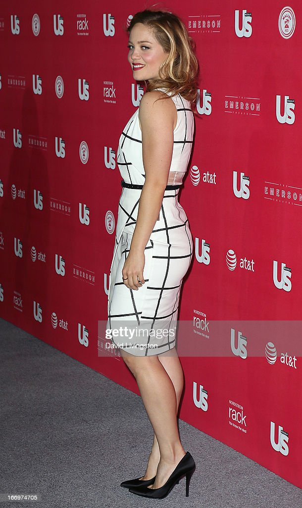 Actress Erika Christensen attends Us Weekly's Annual Hot Hollywood Style Issue event at the Emerson Theatre on April 18, 2013 in Hollywood, California.