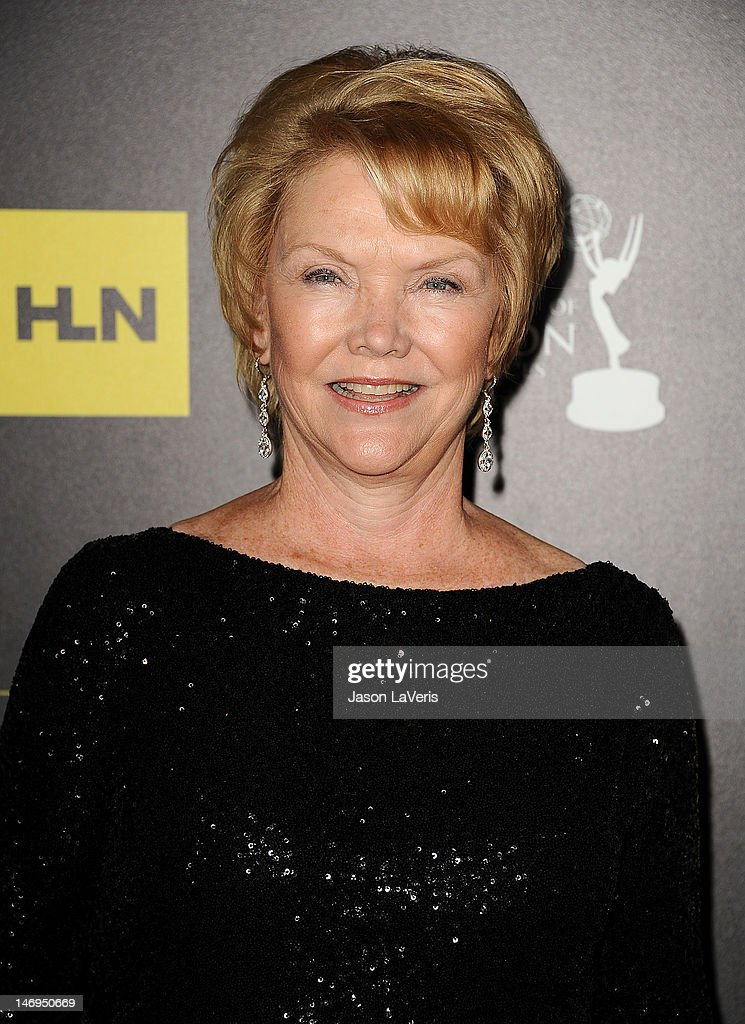 Actress Erika Slezak attends the 39th annual Daytime Emmy Awards at The Beverly Hilton Hotel on June 23, 2012 in Beverly Hills, California.
