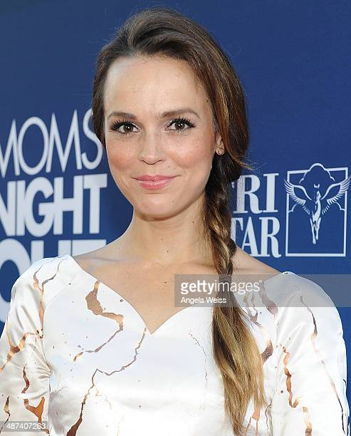 Actress Erin Cahill arrives at the premiere of TriStar Picture's 'Mom's Night Out' at TCL Chinese Theatre IMAX on April 29 2014 in Hollywood...