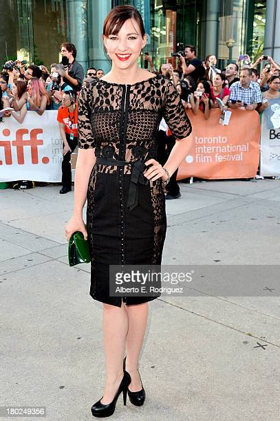 Actress Erin Darke arrives at 'Kill Your Darlings' Premiere during the 2013 Toronto International Film Festival at Roy Thomson Hall on September 10...