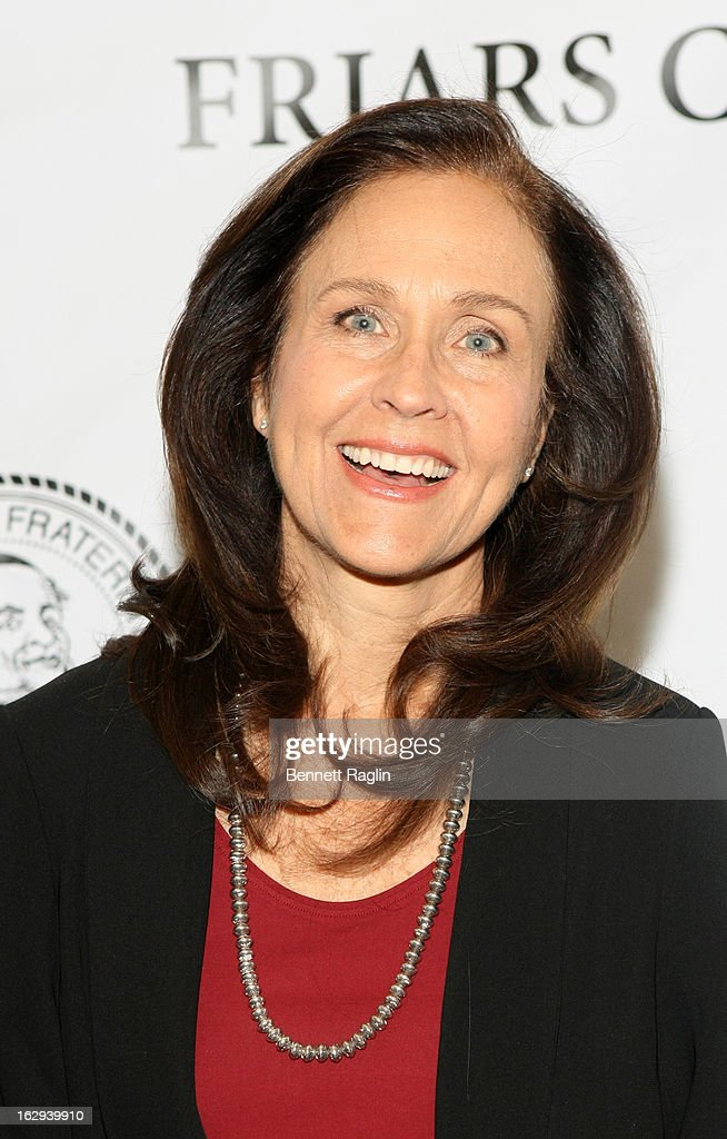 Actress Erin Gray attends So You Think You Can Roast? at the New York Friars Club on March 1, 2013 in New York City.