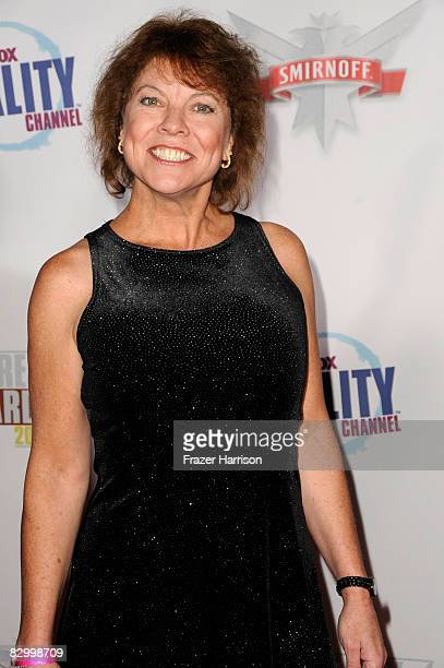 Actress Erin Moran arrives at the Fox Reality Channel Really Awards at the Avalon Hollywood club September 24 2008 in Hollywood California