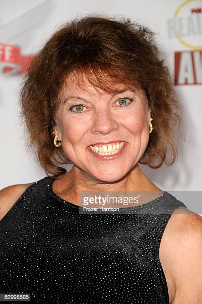 Actress Erin Moran arrives at the Fox Reality Channel Really Awards on September 24 2008 at the Avalon Hollywood club in Hollywood California