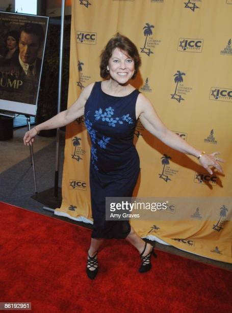 Actress Erin Moran at the 4th Annual LA Jewish Film Festival Opening Night Gala Event at the Writer's Guild Theater on April 23 2009 in Beverly Hills...