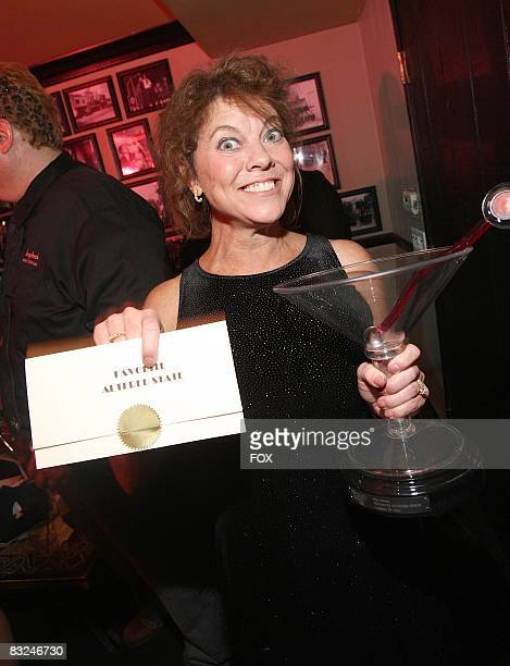 Actress Erin Moran attends the FOX Reality Channel Really Awards on September 24 2008 at the Avalon Hollywood club in Hollywood California