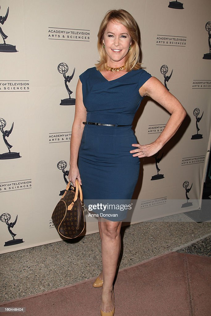 Actress Erin Murphy attends 'Retire From Showbiz:? No Thanks!' at the Academy of Television Arts & Sciences Conference Centre on January 31, 2013 in North Hollywood, California.