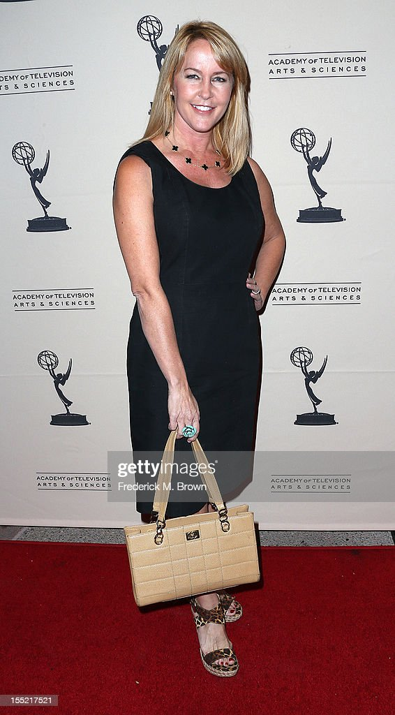 Actress Erin Murphy attends The Academy Of Television Arts & Sciences' Presents 'The Choreographers: Yesterday, Today and Tomorrow at the Leonard H. Goldenson Theatre on November 1, 2012 in North Hollywood, California.