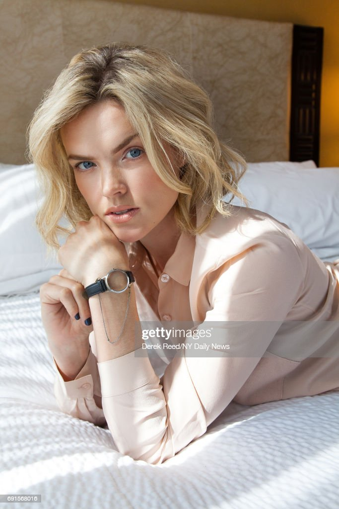 Actress Erin Richards is photographed for NY Daily News on October 3, 2016, in New York City.