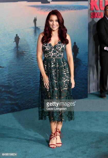 Actress Erin Robinson attends the premiere of Warner Bros Pictures' 'Kong Skull Island' at Dolby Theatre on March 8 2017 in Hollywood California