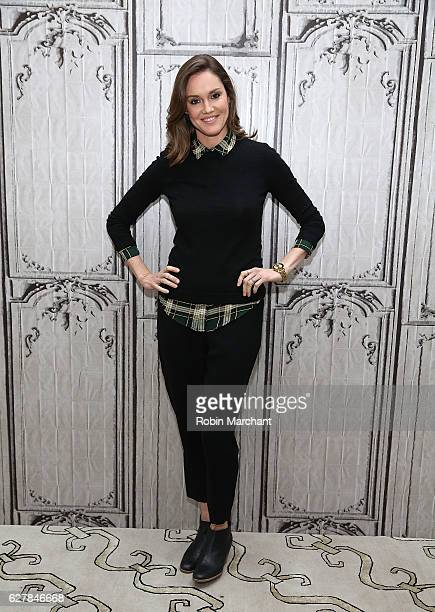 Actress Erinn Hayes attends Build Presents 'Kevin Can Wait' at AOL HQ on December 5 2016 in New York City