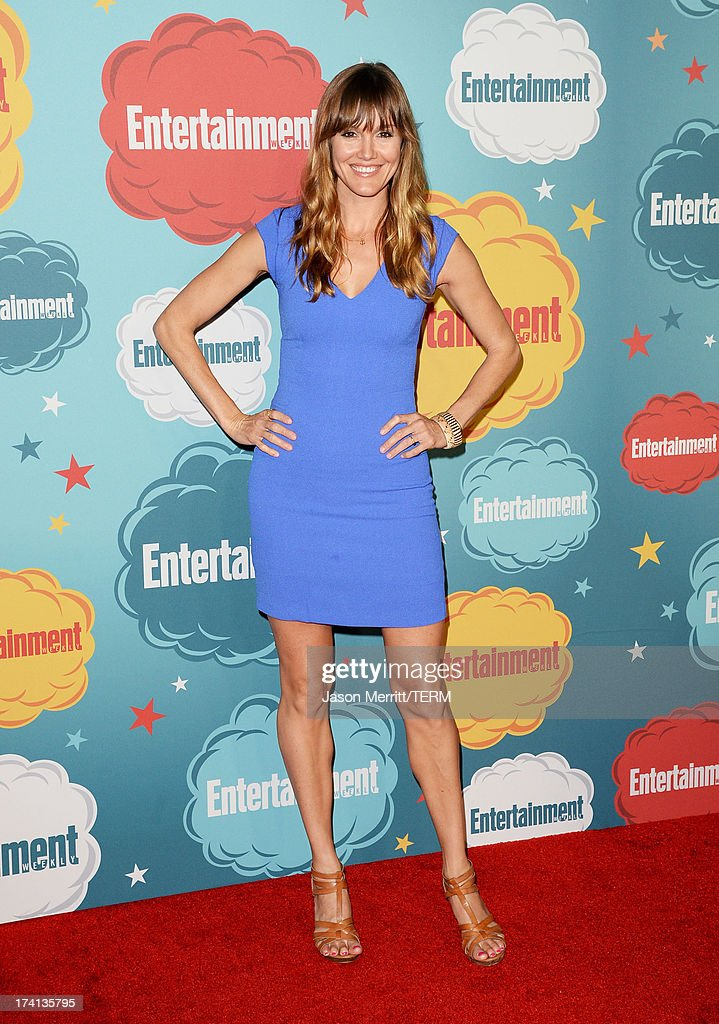 Actress Erinn Hayes attends Entertainment Weekly's Annual Comic-Con Celebration at Float at Hard Rock Hotel San Diego on July 20, 2013 in San Diego, California.