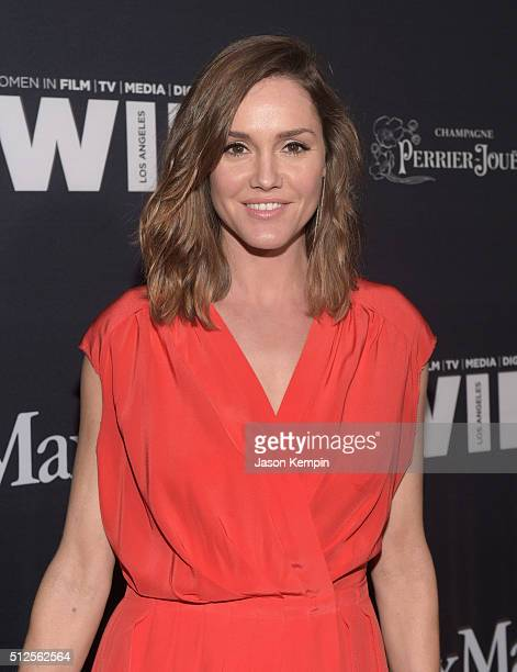 Actress Erinn Hayes attends Ninth Annual Women In Film PreOscar Cocktail Party presented by Max Mara BMW MAC Cosmetics and PerrierJouet at Hyde...