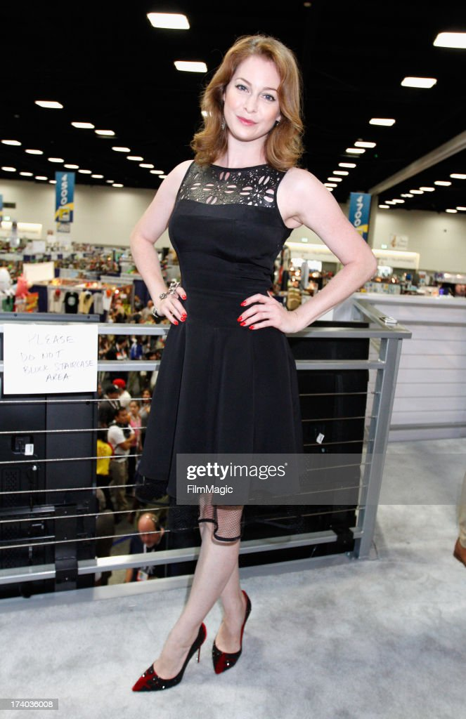 Actress Esmé Bianco attends HBO's 'Game Of Thrones' cast autograph signing at San Diego Convention Center on July 19, 2013 in San Diego, California.