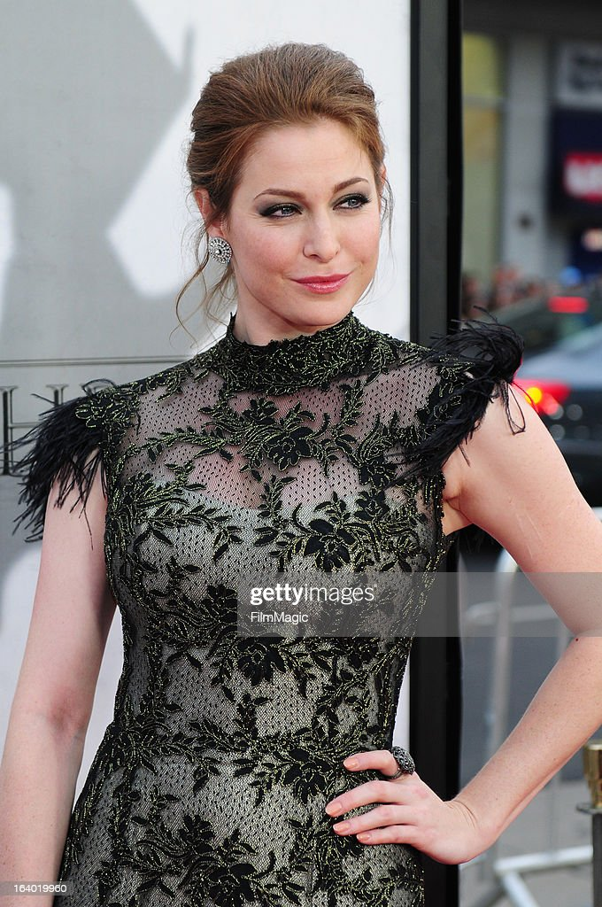 Actress Esme Bianco attends 'Game Of Thrones' Los Angeles premiere presented by HBO at TCL Chinese Theatre on March 18, 2013 in Hollywood, California.