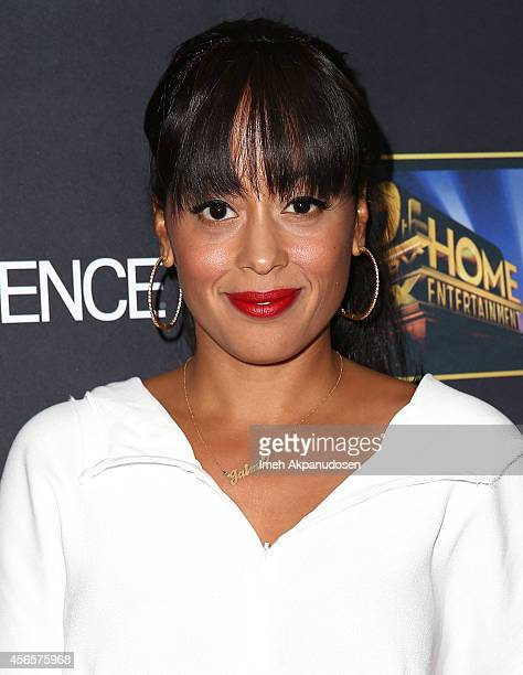 Actress Essence Atkins attends the Essence 'A Toast To Primetime' event at Herringbone Mondrian LA on October 2 2014 in Beverly Hills California