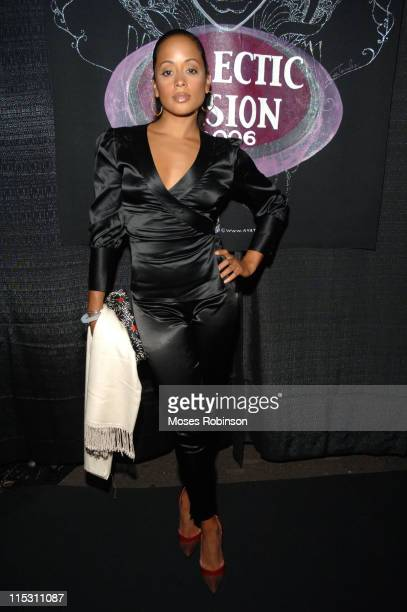 Actress Essence Atkins during Eclectic Vision 2006 2nd Annual Fundraiser for The Hope for Our Youth HIV/AIDS National Awareness Campaign at The...