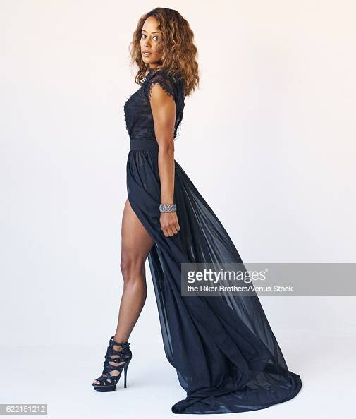 Essence Atkins is photographed for Self Assignment on June 29 2012 ...