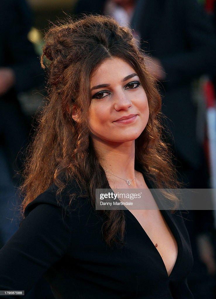 Actress <a gi-track='captionPersonalityLinkClicked' href=/galleries/search?phrase=Esther+Garrel&family=editorial&specificpeople=7784458 ng-click='$event.stopPropagation()'>Esther Garrel</a> attends 'La Jalousie' Premiere during the 70th Venice International Film Festival at the Sala Grande on September 5, 2013 in Venice, Italy.