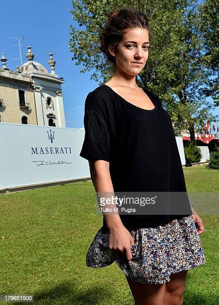 Actress Esther Garrel attends the 70th Venice International Film Festival at Terrazza Maserati on September 6 2013 in Venice Italy