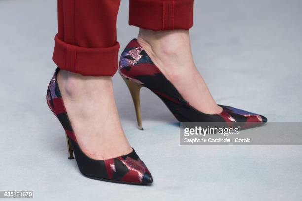 Actress Esther Garrel attends the 'Call Me by Your Name' photo call during the 67th Berlinale International Film Festival Berlin at Grand Hyatt Hotel...
