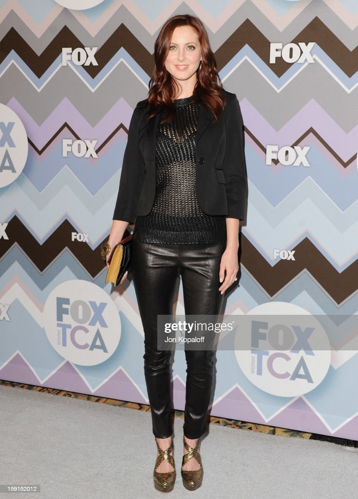 Actress Eva Amurri arrives at the 2013 Winter TCA FOX All-Star Party at The Langham Huntington Hotel and Spa on January 8, 2013 in Pasadena, California.