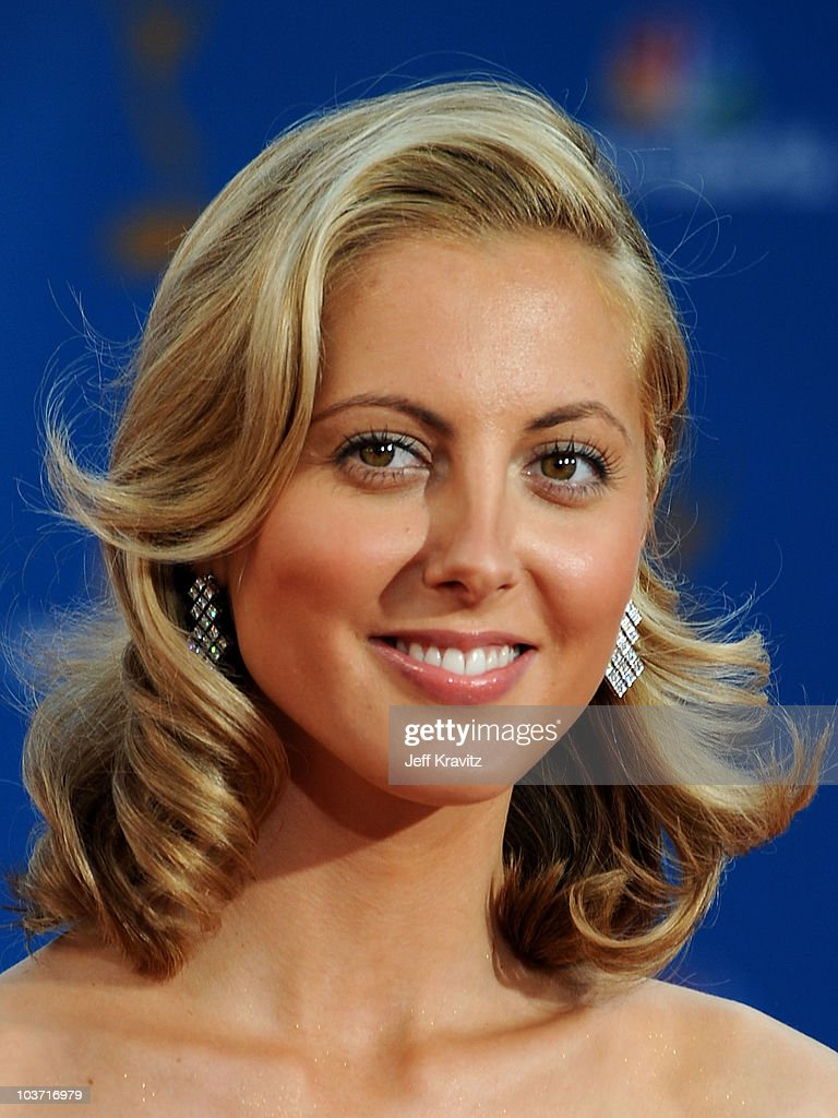 Actress Eva Amurri arrives at the 62nd Annual Primetime Emmy Awards held at the Nokia Theatre L.A. Live on August 29, 2010 in Los Angeles, California.