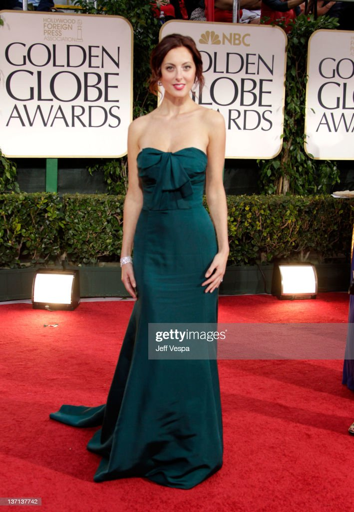 Actress Eva Amurri arrives at the 69th Annual Golden Globe Awards held at the Beverly Hilton Hotel on January 15, 2012 in Beverly Hills, California.