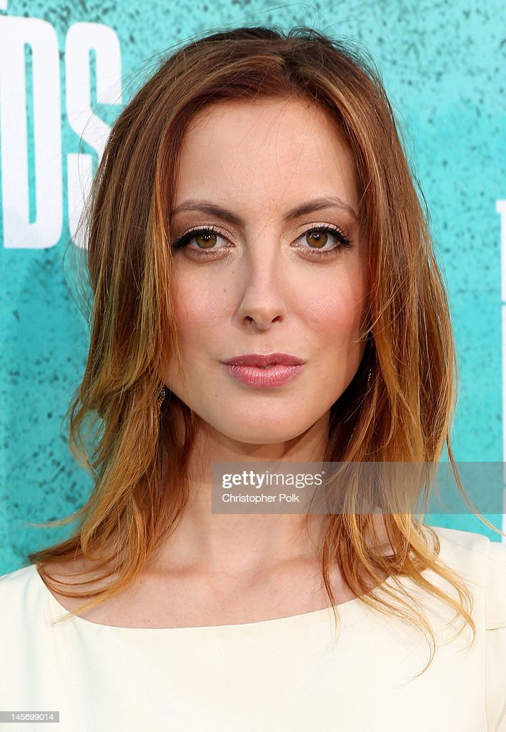 Actress Eva Amurri Martino arrives at the 2012 MTV Movie Awards held at Gibson Amphitheatre on June 3, 2012 in Universal City, California.