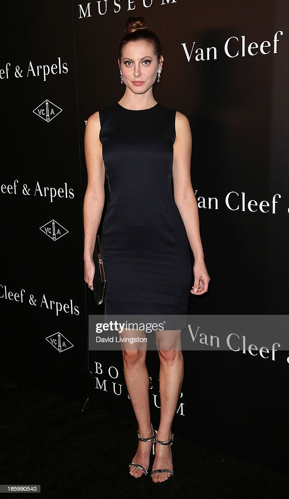 Actress <a gi-track='captionPersonalityLinkClicked' href=/galleries/search?phrase=Eva+Amurri&family=editorial&specificpeople=213733 ng-click='$event.stopPropagation()'>Eva Amurri</a> Martino attends 'A Quest for Beauty: The Art of Van Cleef & Arpels' new exhibit opening night reception at The Bowers Museum on October 26, 2013 in Santa Ana, California.