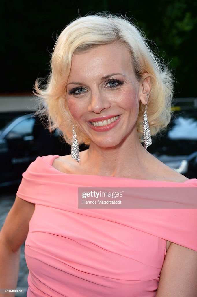 Actress <a gi-track='captionPersonalityLinkClicked' href=/galleries/search?phrase=Eva+Habermann&family=editorial&specificpeople=224519 ng-click='$event.stopPropagation()'>Eva Habermann</a> attends the Audi Director's Cut during the Munich Film Festival 2013 on June 29, 2013 in Munich, Germany.