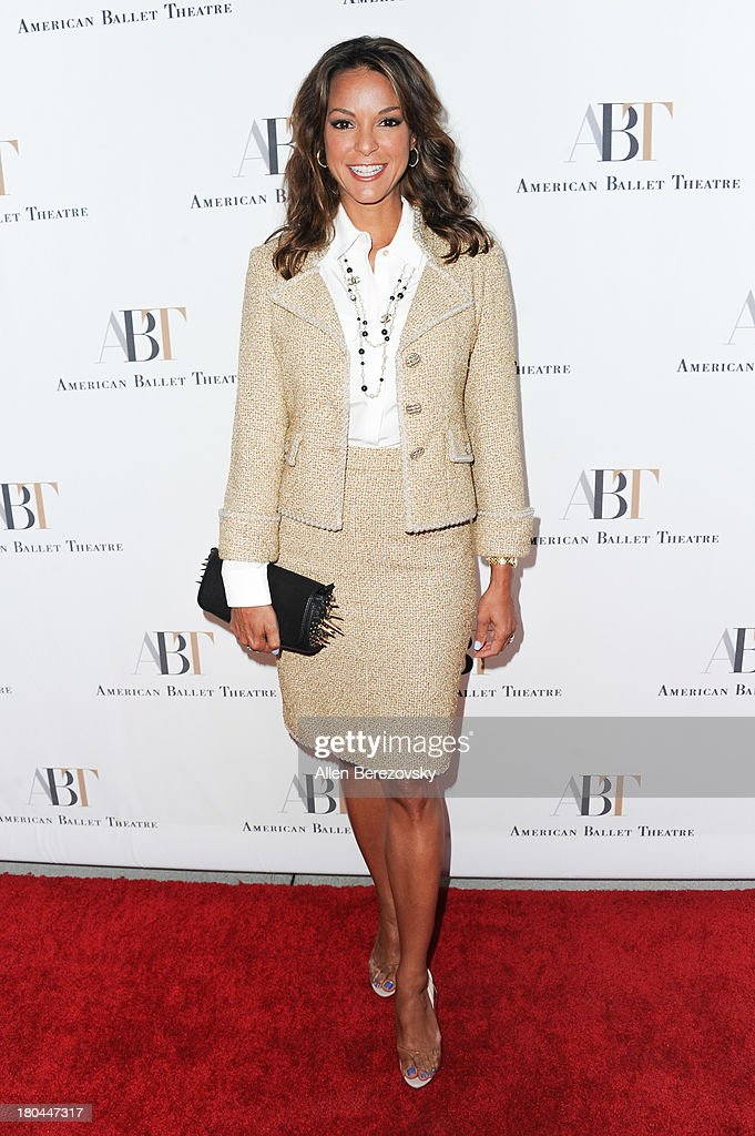 Actress <a gi-track='captionPersonalityLinkClicked' href=/galleries/search?phrase=Eva+LaRue&family=editorial&specificpeople=226694 ng-click='$event.stopPropagation()'>Eva LaRue</a> attends American Ballet Theatre's annual 'Stars Under The Stars: An Evening In Los Angeles' event on September 12, 2013 in Hollywood, California.