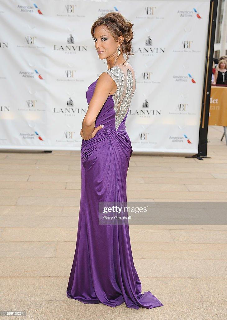 Actress Eva LaRue attends the American Ballet Theatre 2014 Opening ...