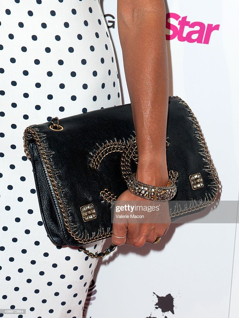 Actress Eva LaRue attends the Star Magazine's Scene Stealers Event at Lure on October 9 2014 in Los Angeles California